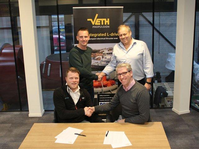 Veth propulsion signering blogg